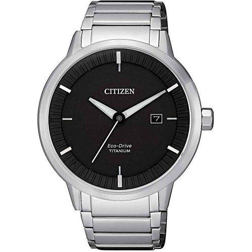 Orologio Solo Tempo Uomo Citizen Supertitanio BM7420-82E