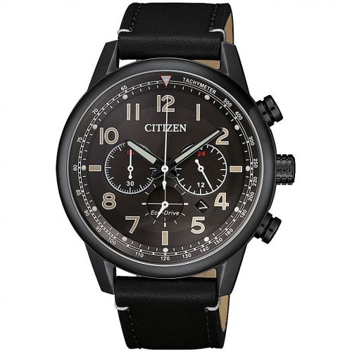 Orologio Cronografo Uomo Citizen Military CA4425-28E