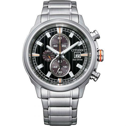 Orologio Cronografo Uomo Citizen Eco Drive CA0730-85E