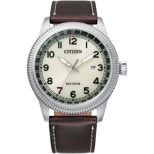 Orologio Solo Tempo Uomo Citizen Aviator BM7480-13X