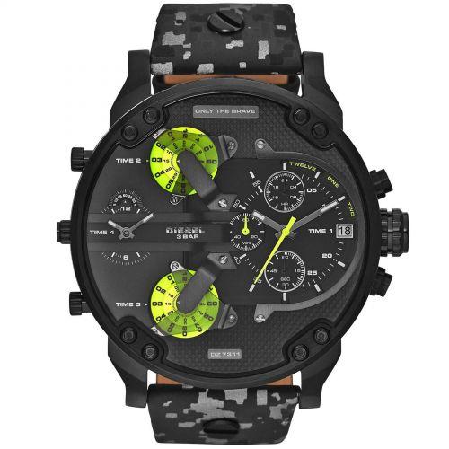 Orologio Cronografo Uomo Diesel Mr Daddy 2.0 DZ7311