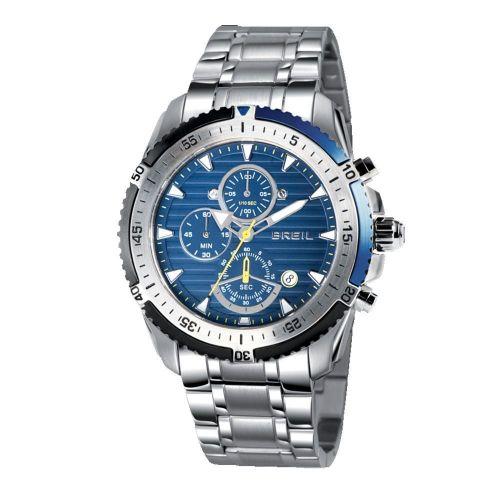 Orologio Cronografo Uomo Breil Ground Edge TW1429