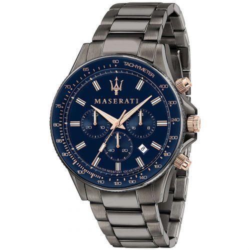 Orologio Cronografo Uomo Maserati Sfida R8873640001