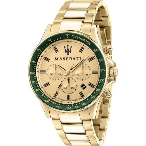Orologio Cronografo Uomo Maserati Sfida R8873640005