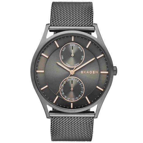 Orologio Multifunzione Uomo Skagen Holst SKW6180