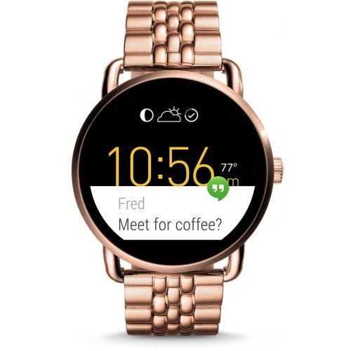 Smartwatch Fossil Q Wander FTW2112 da Donna