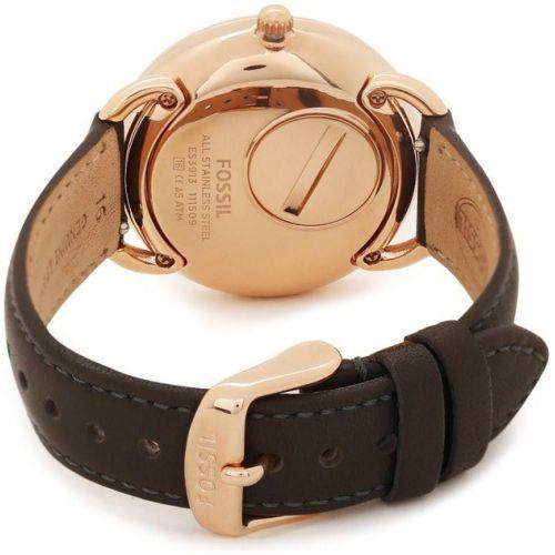 Orologio Multifunzione Donna Fossil Tailor ES3913
