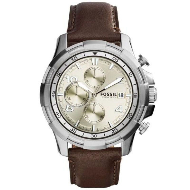 Orologio Crono Uomo Fossil Dean FS5114