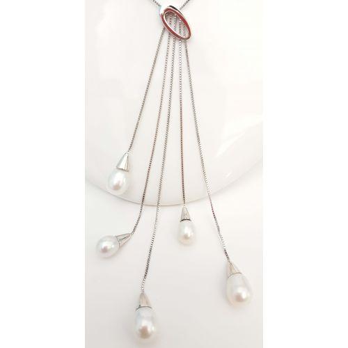 Collana di perle Yukiko...