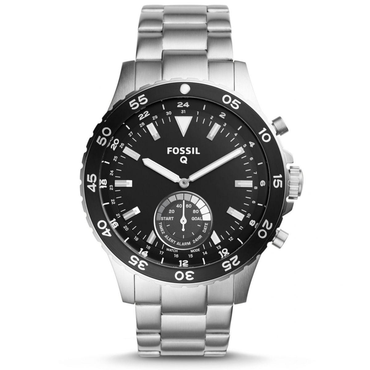 Orologio Fossil Q Crewmaster Ibrido FTW1126 Smartwatch da Uomo