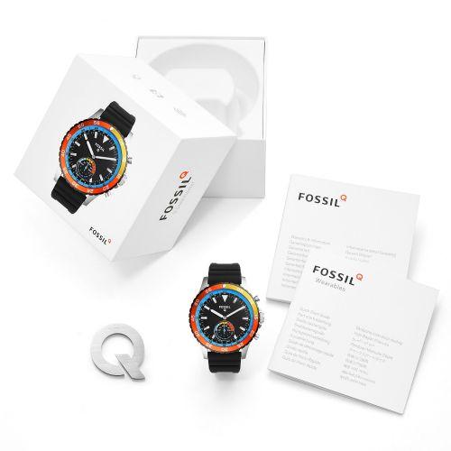 Orologio Fossil Q Crewmaster FTW1124 Smartwatch Ibrido da Uomo