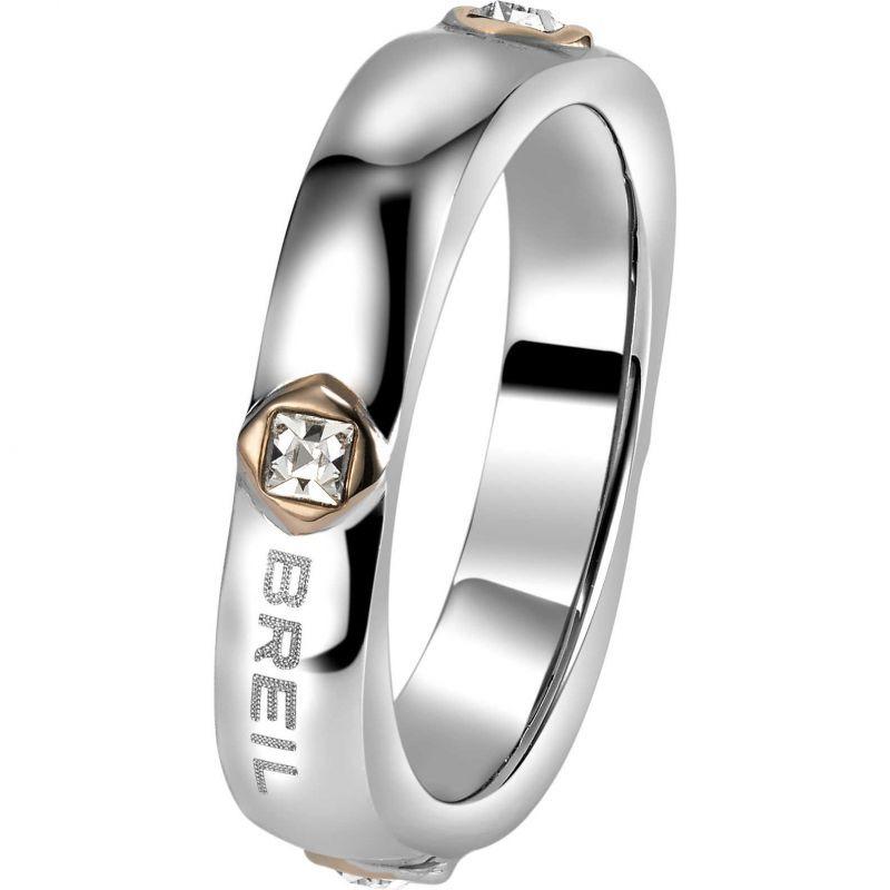 ANELLO DONNA BREIL CROSSING LOVE TJ1556 MIS. 18