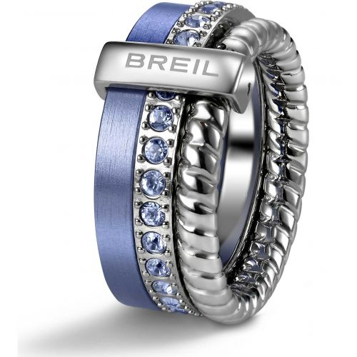 ANELLO DONNA BREIL BREILOGY TORSION TJ1719 mis. 18