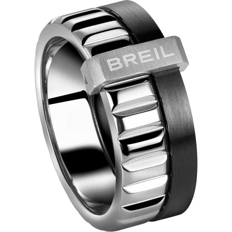 ANELLO UOMO BREIL BREILOGY TJ1758 mis. 23
