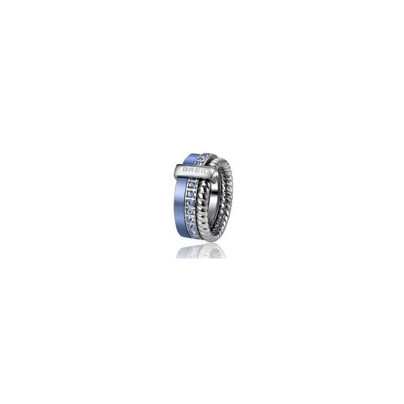 ANELLO DONNA BREIL BREILOGY TORSION TJ1717 mis. 16