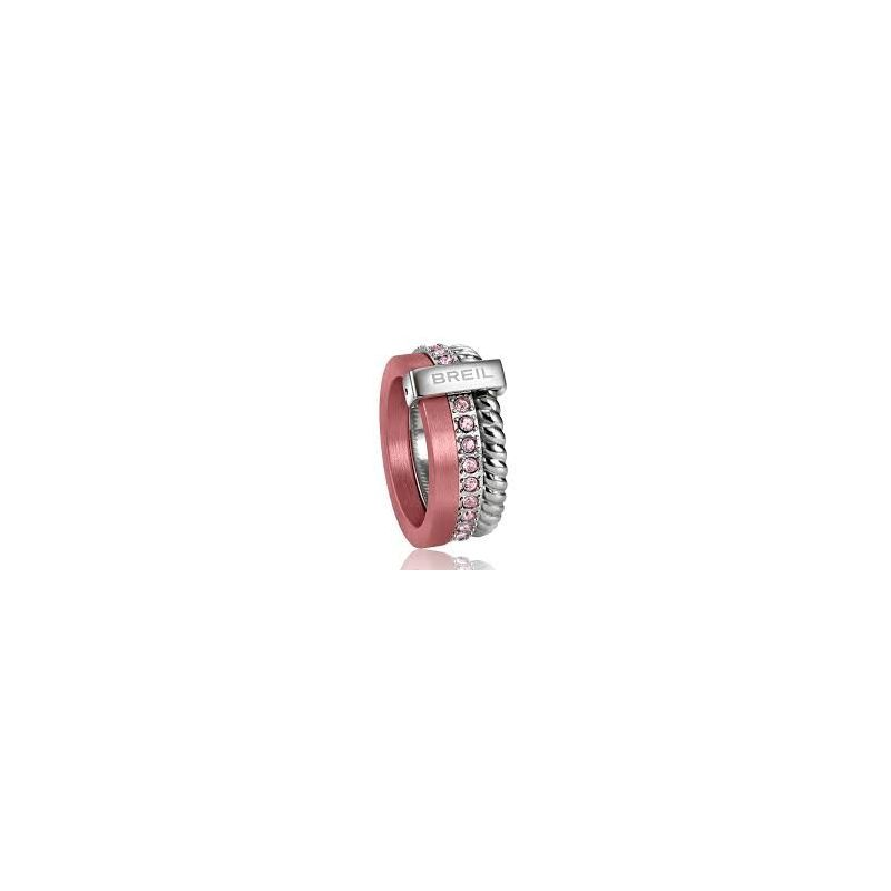 ANELLO DONNA BREIL BREILOGY TORSION TJ1721 mis. 12