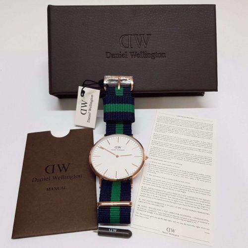 Orologio Daniel Wellington Classic Warwick 0105DW da Uomo