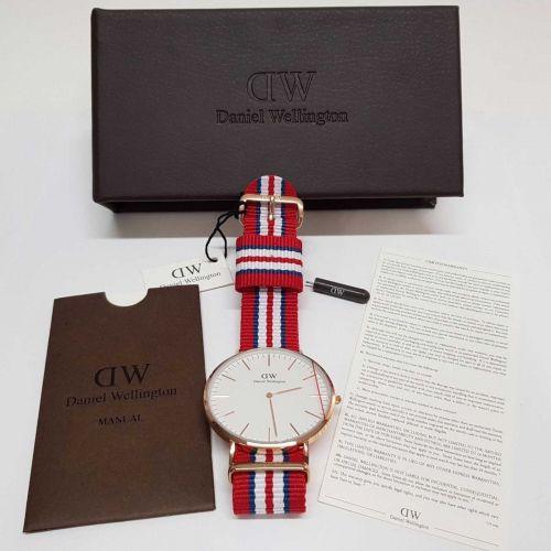 Orologio Daniel Wellington Classic Exeter 0112DW da Uomo