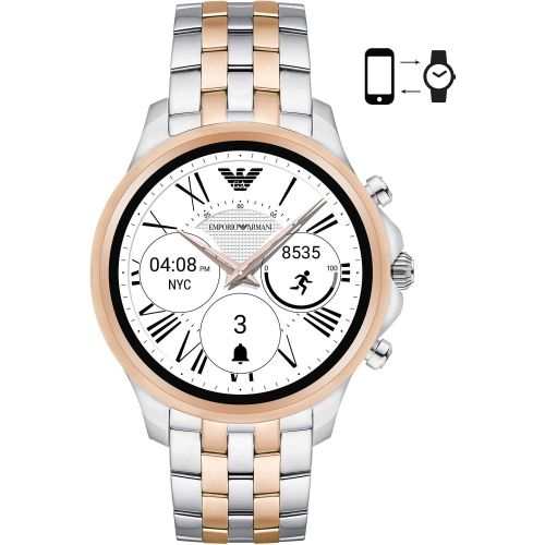 Orologio Smartwatch Emporio Armani Connected ART5000 in Acciaio