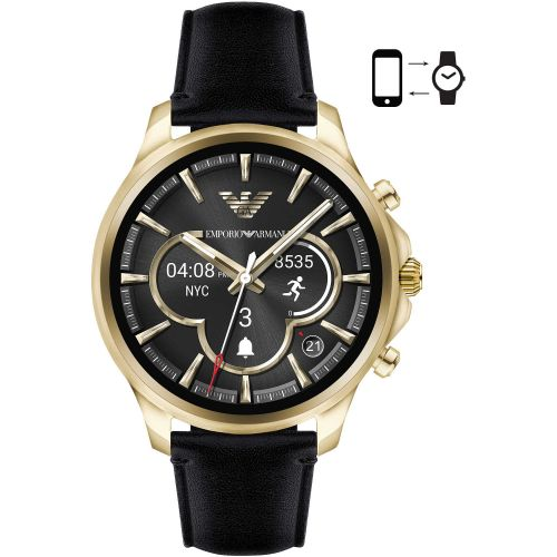 Orologio Smartwatch Emporio Armani Connected ART5004 Dorato