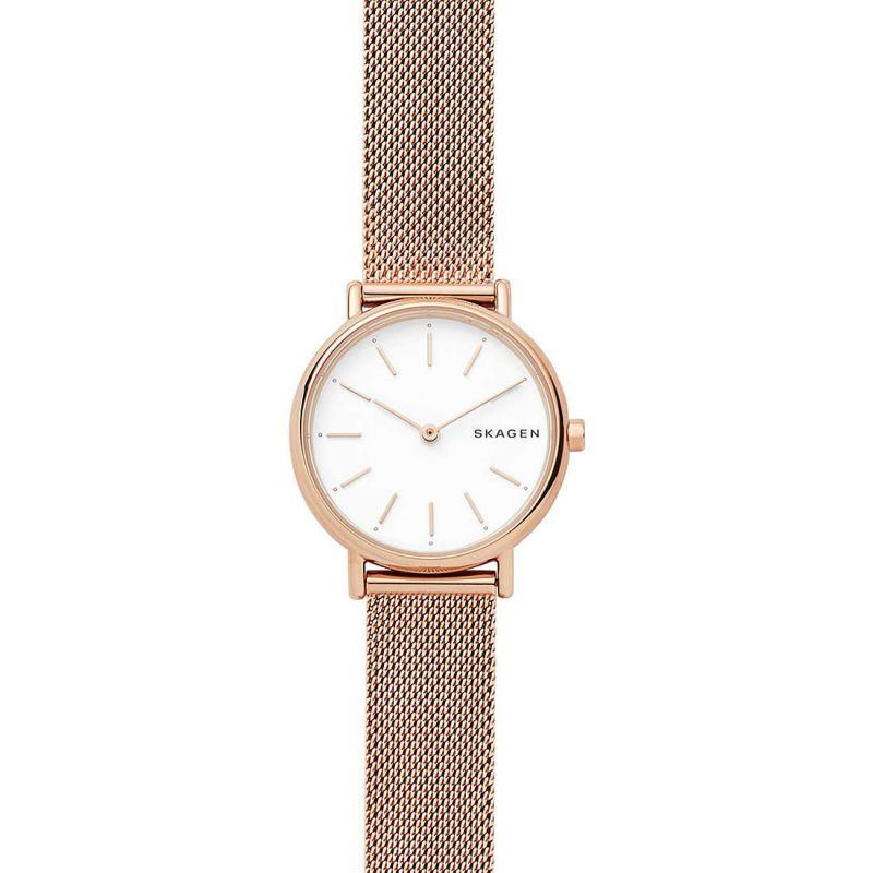 Orologio da Donna Skagen Signatur Slim SKW2694 in Acciaio oro rosa