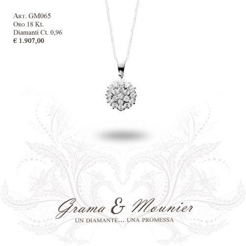 Collana in oro 18Kt. Grama&Mounier Art.GM065