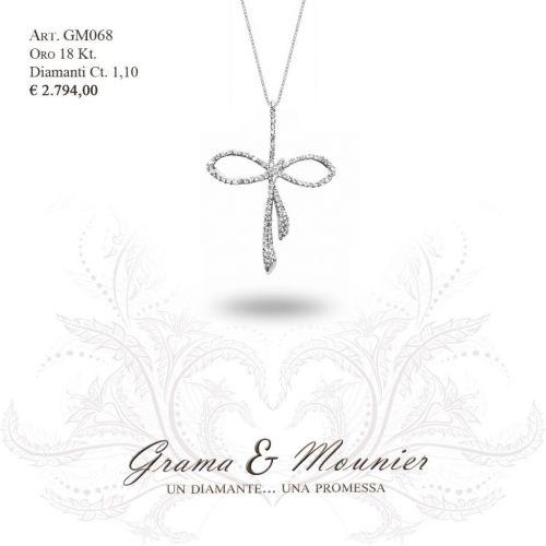 Collana in oro 18Kt. Grama&Mounier Art.GM068