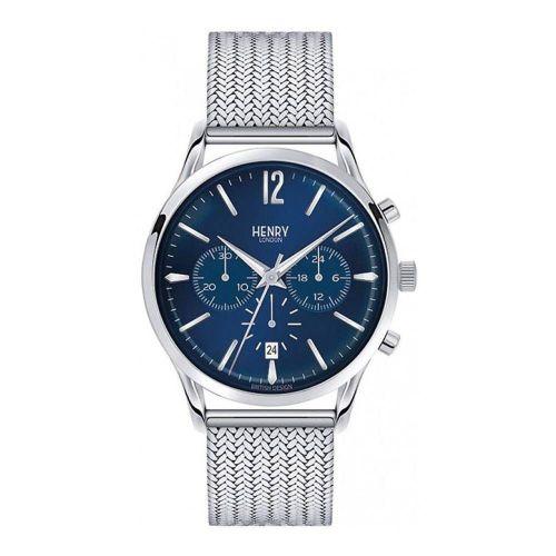 Orologio Cronografo Uomo Henry London Knightsbridge HL41-CM-0037