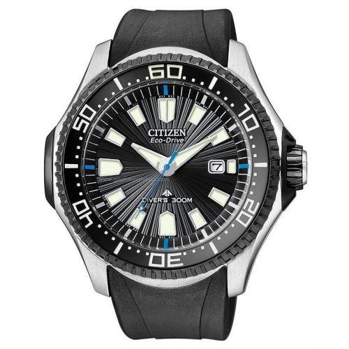 Orologio Eco Drive Uomo Citizen Promaster Diver's BN0085-01E