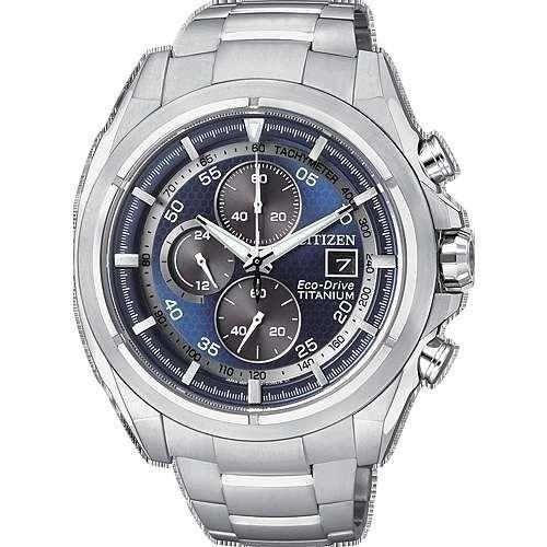 Orologio Cronografo Uomo Citizen Super Titanio CA0550-52M