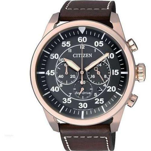 Orologio Cronografo Uomo Citizen Eco-Drive CA4213-00E