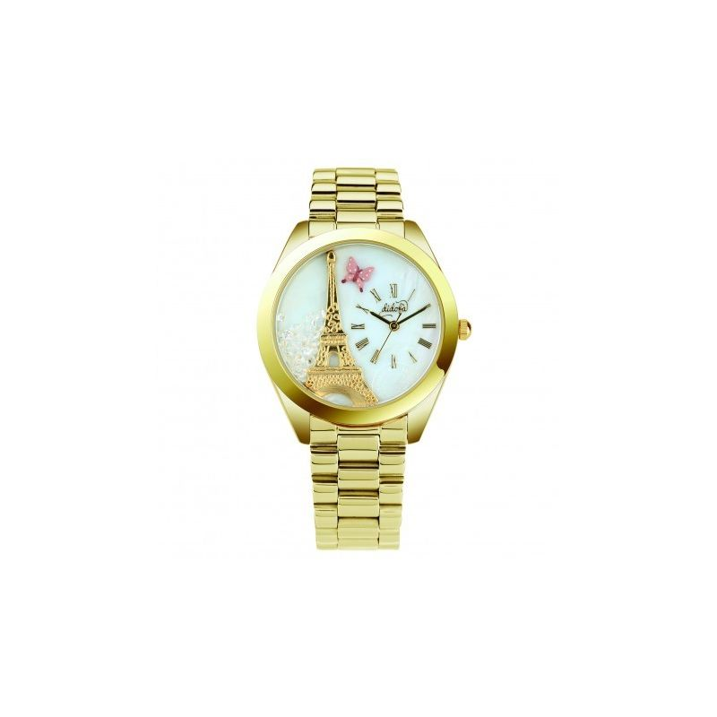 OROLOGIO DONNA 3D DIDOFA' VOYAGE DH-1000G