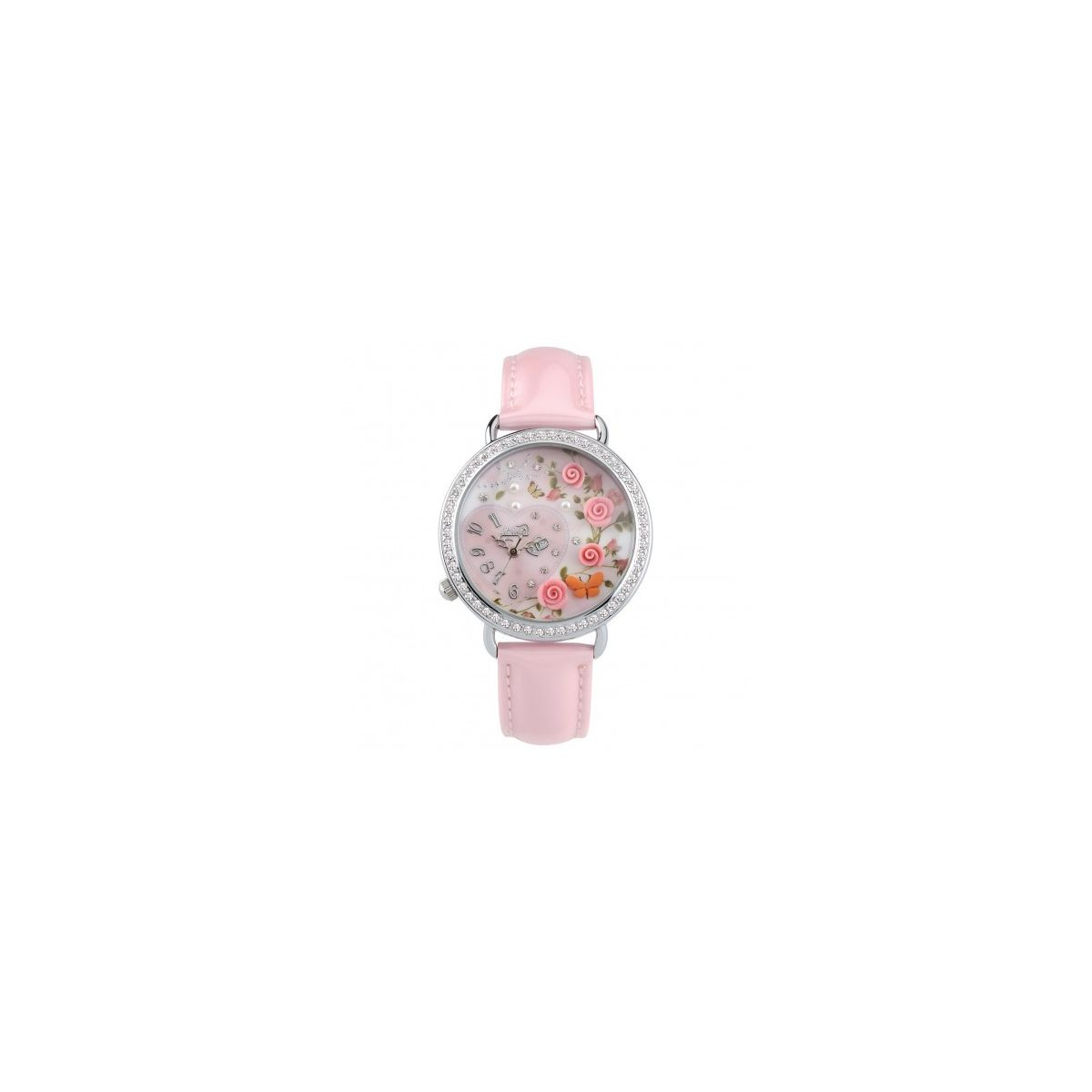 OROLOGIO DONNA 3D DIDOFA' FLOWERS DF-1094
