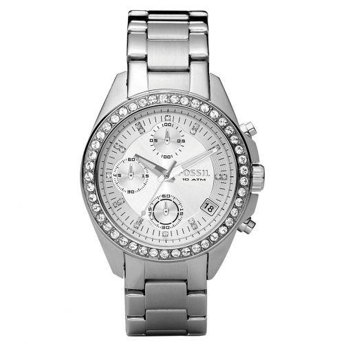 Orologio Crono Donna Fossil Decker ES2681