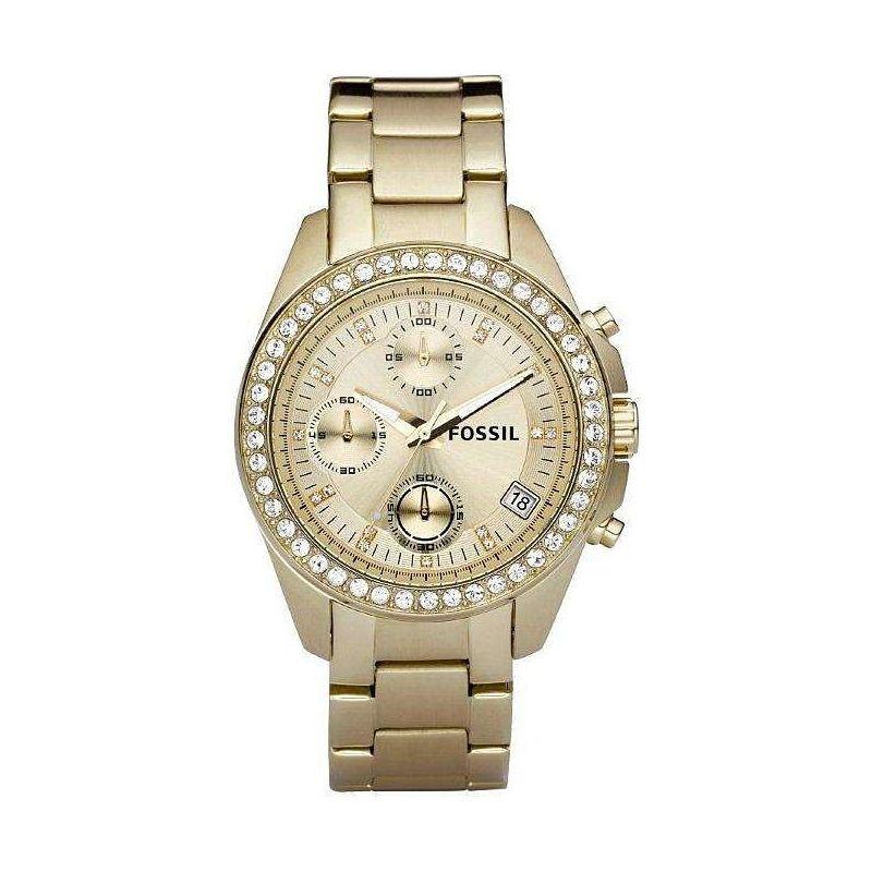 Orologio Crono Donna Fossil Decker ES2683