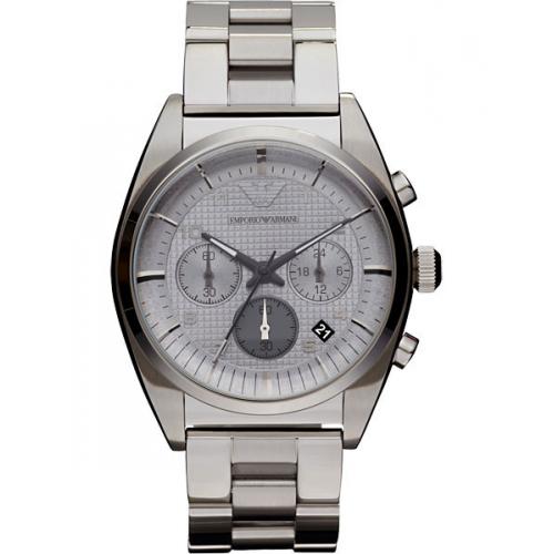 orologio cronografo uomo emporio armani Classic AR0375