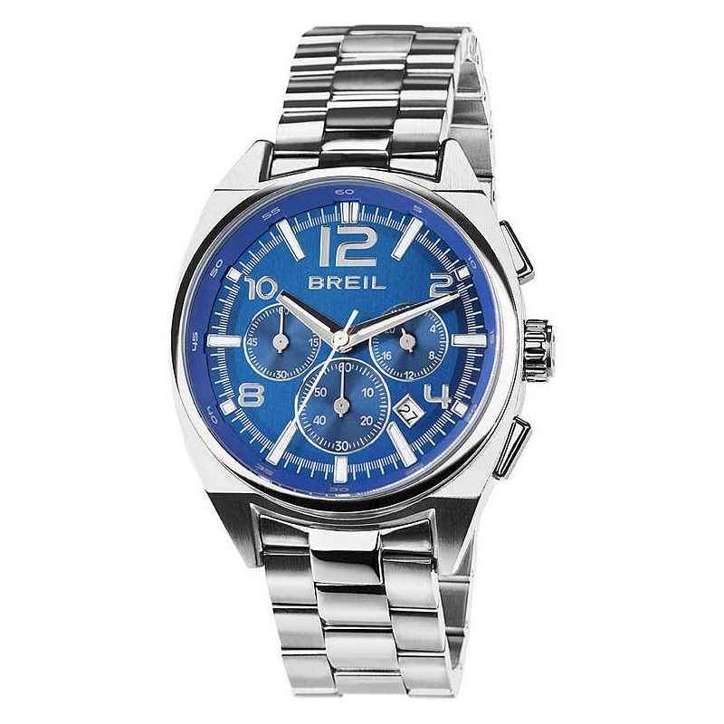 Orologio Uomo Breil Master TW1404 Cronografo in Acciaio