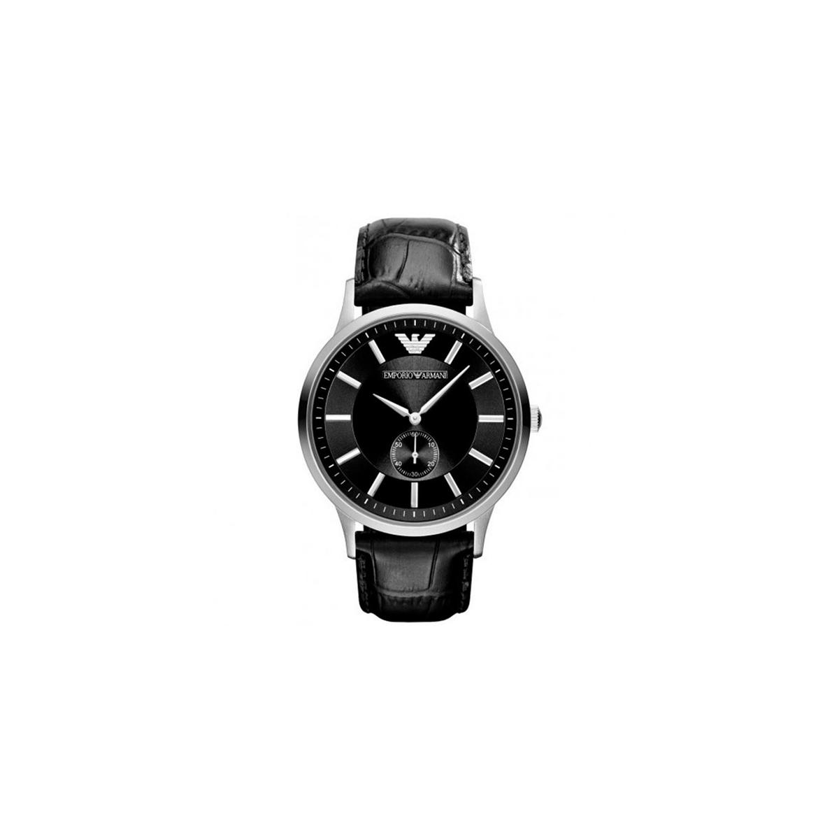 orologio solo tempo uomo emporio armani Renato AR9100