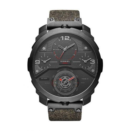 orologio solo tempo uomo diesel Machinus DZ7358