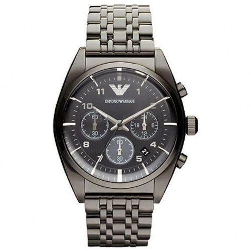 orologio cronografo uomo emporio armani Franco AR0374