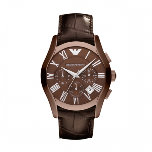orologio cronografo uomo emporio armani Valente AR1609