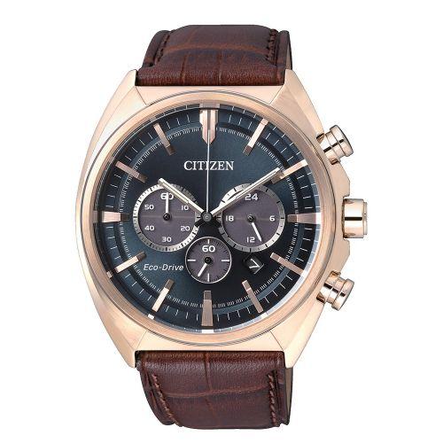 Orologio Crono Uomo Citizen CA4283-04L