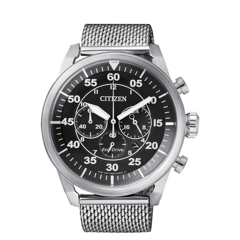 Orologio Crono Uomo Citizen CA4210-59E