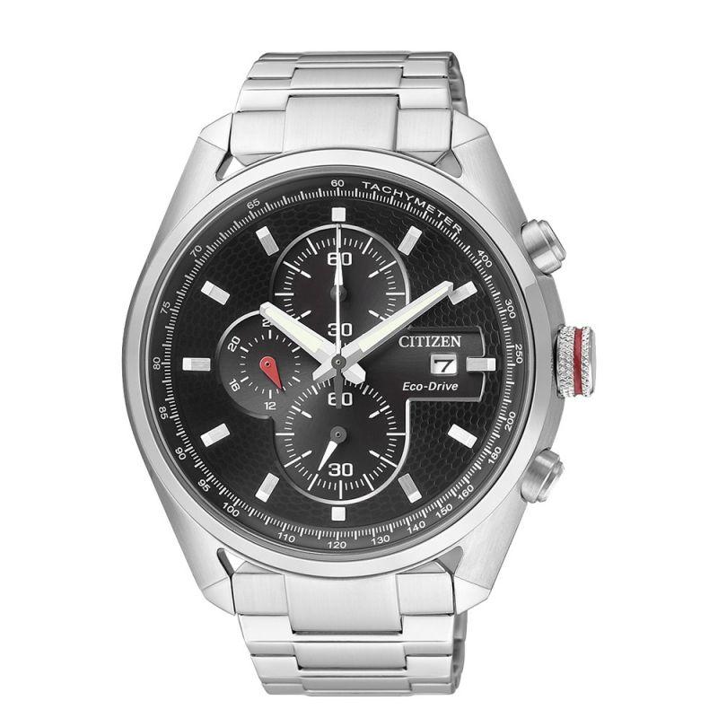 Orologio Crono Uomo Citizen CA0360-58E