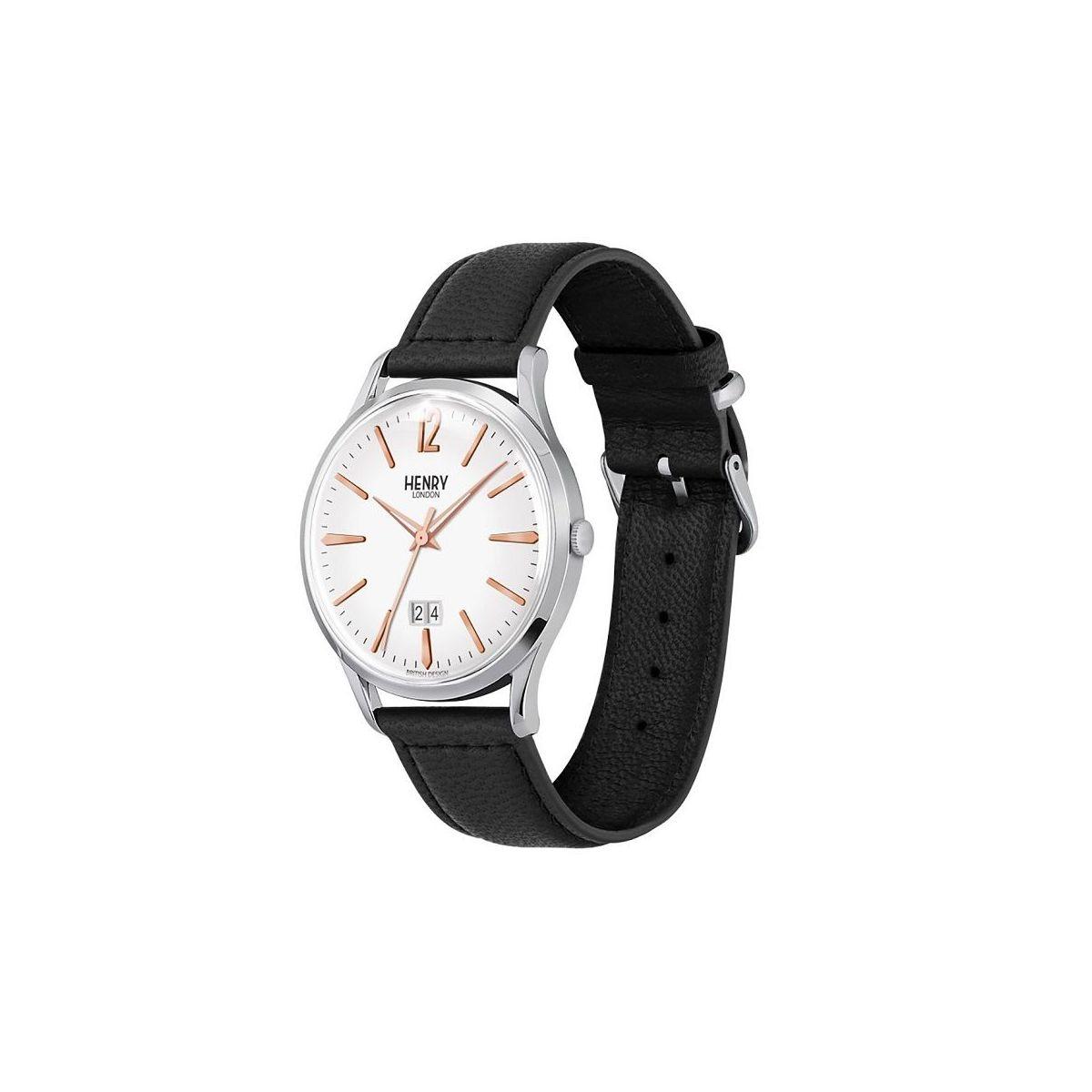 orologio solo tempo uomo henry london Highgate HL41-JS-0067
