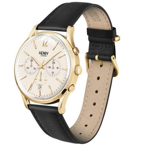orologio cronografo uomo henry london crono HL41-CS-0018