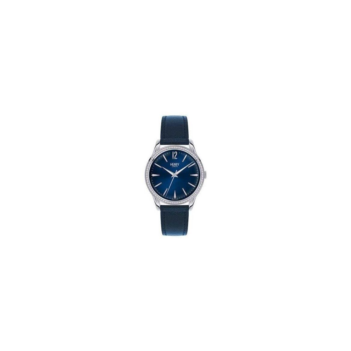 orologio solo tempo donna henry london Knightbridge HL39-SS-0033