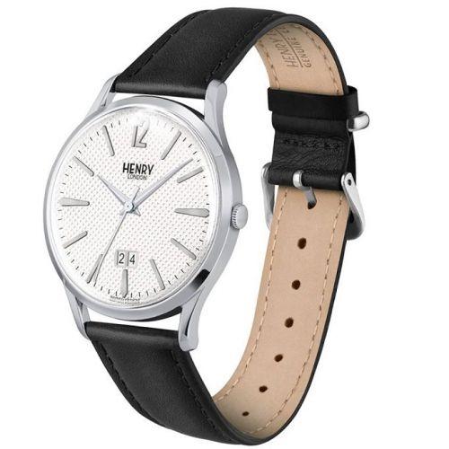 orologio solo tempo uomo henry london Heritage Edgware HL41-JS-0021