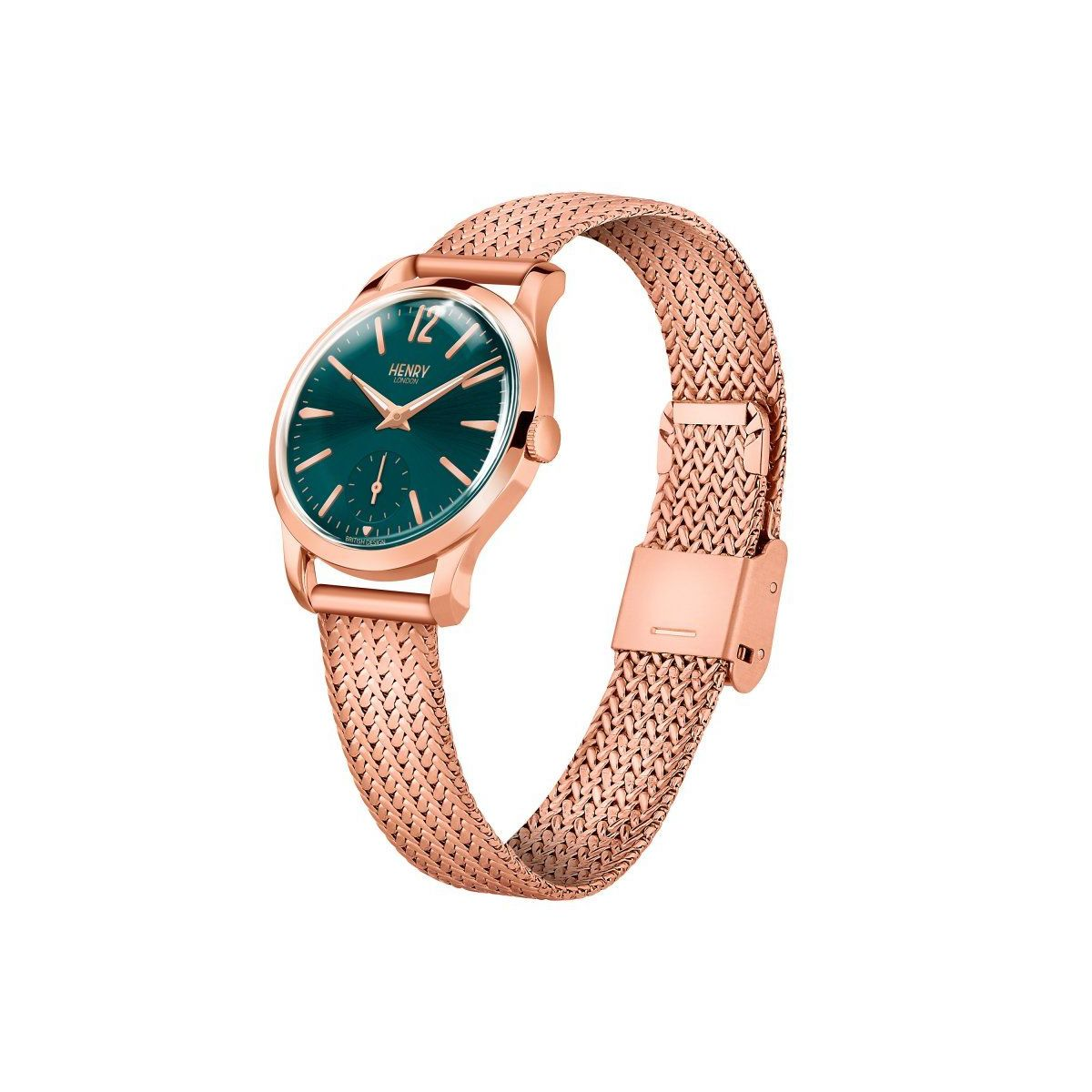 orologio cronografo uomo henry london Stratford HL30-UM-0130