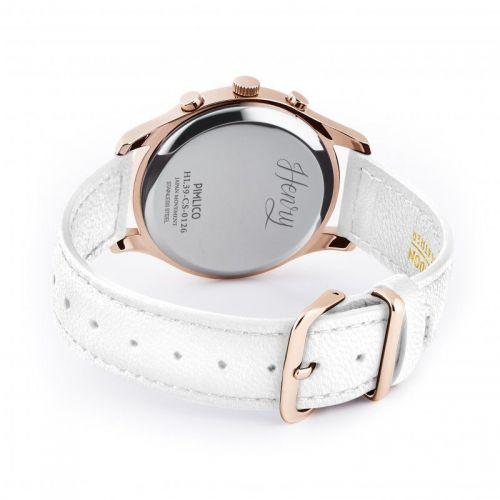 orologio cronografo uomo henry london Pimlico HL39-CS-0126